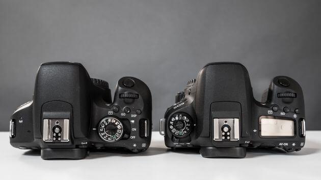 Canon T7i Vs Canon T7