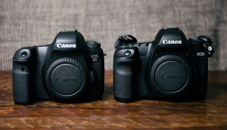 EOS 6D Mark II Vs. EOS 5D Mark IV Reviews