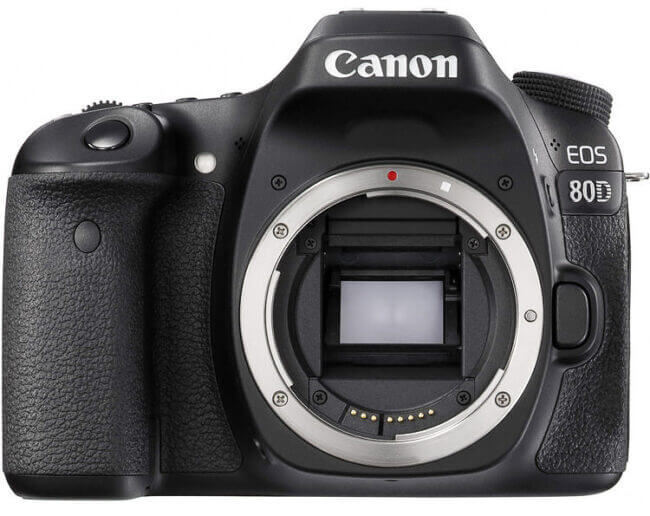 Canon EOS 80D Vs. Canon EOS 70D Body Reviews